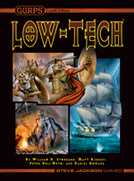 GURPS Low-Tech – Cover