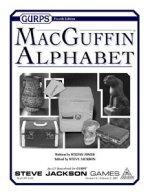 GURPS MacGuffin Alphabet