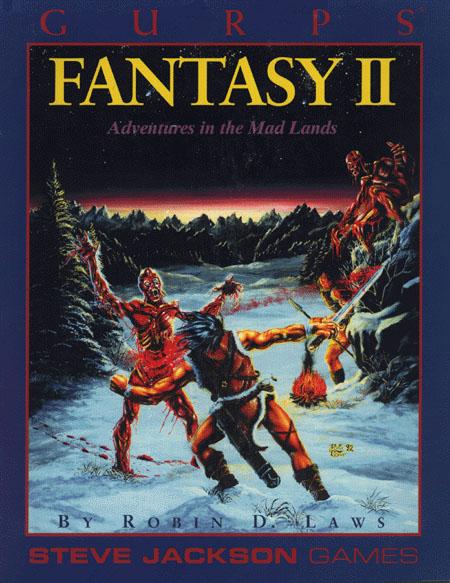 GURPS Fantasy II