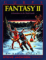GURPS Fantasy II: The Mad Lands