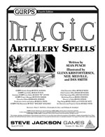 GURPS Magic: Artillery Spells