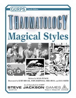 GURPS Thaumatology: Magical Styles