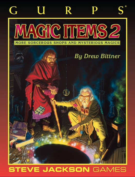GURPS Magic Items 2