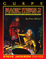 GURPS Classic: Magic Items 2