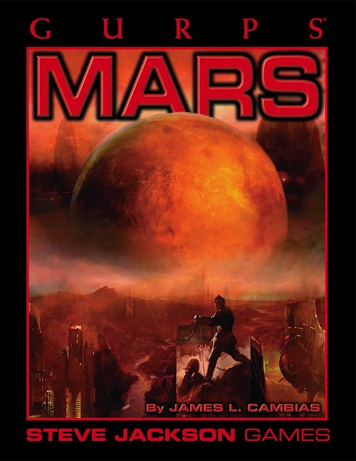 GURPS Mars