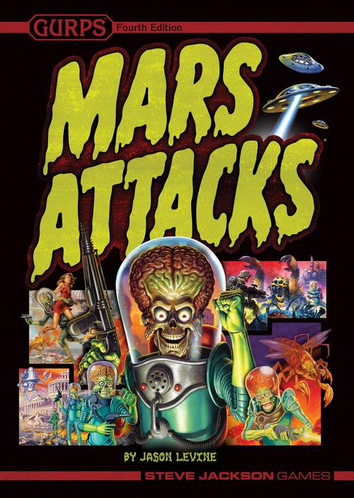Afbeeldingsresultaat voor gurps mars attacks pdf