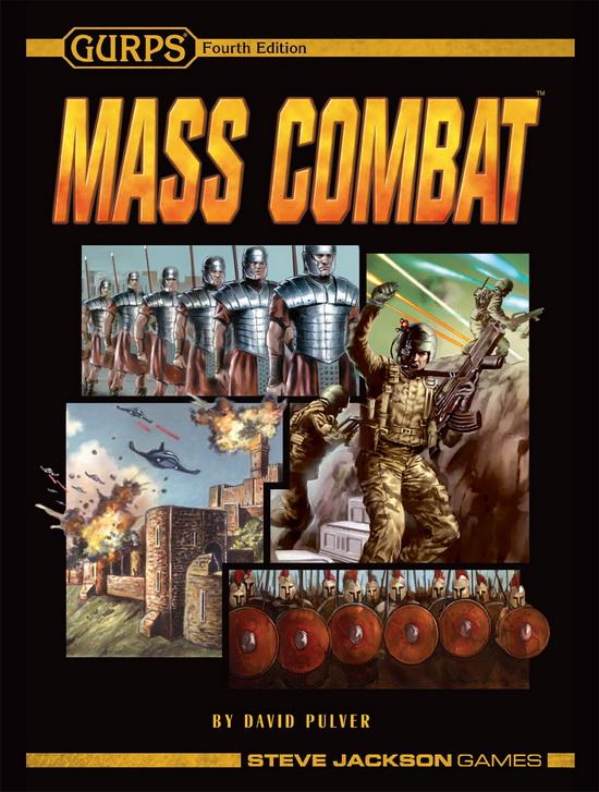 GURPS Mass Combat