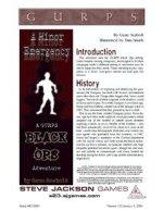 GURPS Black Ops: A Minor Emergency