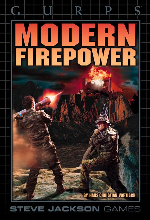 GURPS Modern Firepower