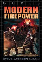 GURPS Modern Firepower (Front)