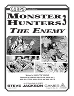 Dungeon Fantasy Monsters