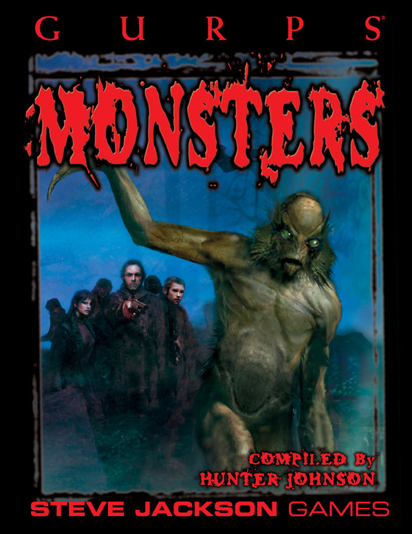 GURPS Monsters