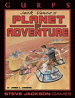 Planet of Adventure cover