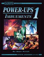 GURPS Power-Ups 1: Imbuements