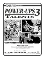 Power Ups 3 Talents