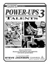 GURPS Power-Ups 3: Talents
