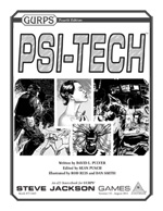 GURPS Psi-Tech