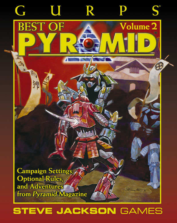 GURPS Best of Pyramid Volume 2