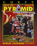Best of Pyramid 2 cover