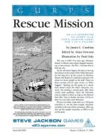 GURPS Mars: Rescue Mission