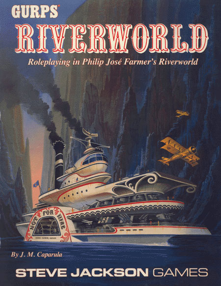 GURPS Riverworld (Front)