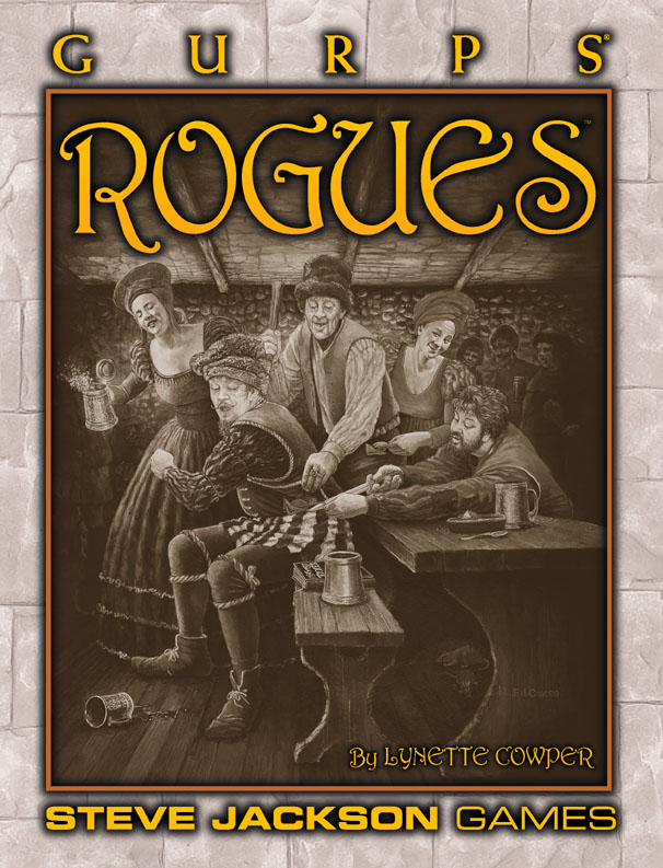 GURPS Rogues