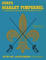 Scarlet Pimpernel cover