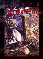 GURPS Classic: Screampunk