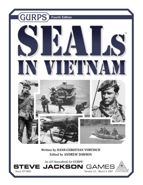 GURPS SEALs in Vietnam