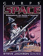 GURPS Space, Third Edition (Front)