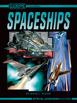 GURPS Spaceships 5: Exploration and Colony Spacecraft – Cover