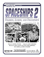GURPS Spaceships 2: Traders, Liners, and Transports