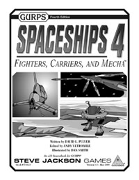 Spaceships 4 Fighters, Carriers, and Mecha