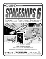 GURPS Spaceships 6 Cover