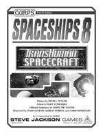 GURPS Spaceships 8: Transhuman Spacecraft
