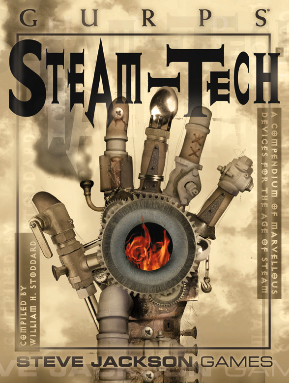 GURPS Steam-Tech