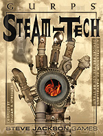 Steam-Tech cover
