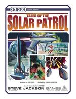 GURPS Tales of the Solar Patrol