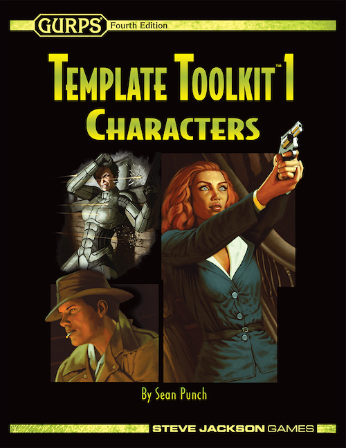 GURPS Template Toolkit 1: Characters