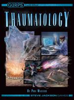 GURPS Thaumatology Cover