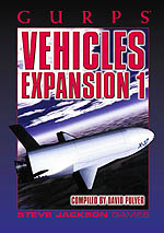 GURPS Vehicles Expansion 1 (Front)
