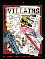 Villains cover
