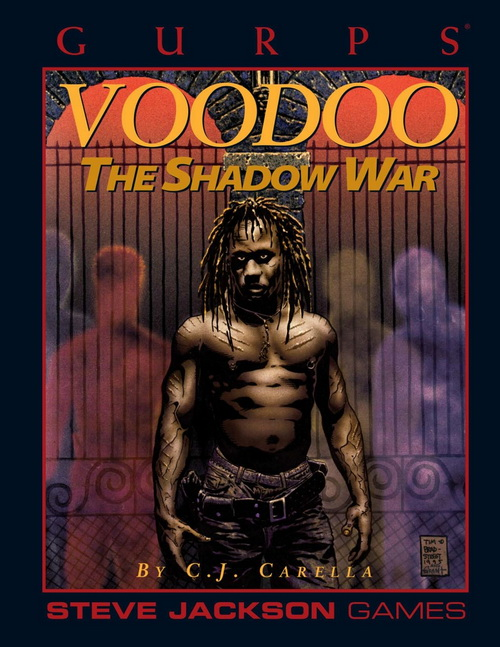 GURPS Voodoo: The Shadow War