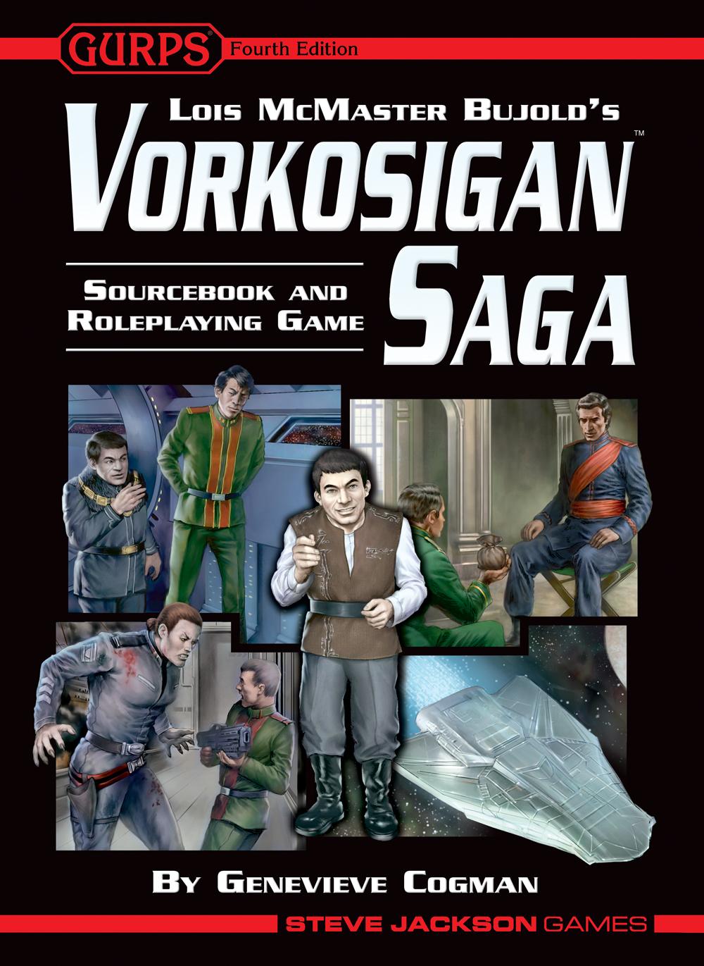 Lois McMaster Bujold's Vorkosigan Saga Sourcebook and Roleplaying Game