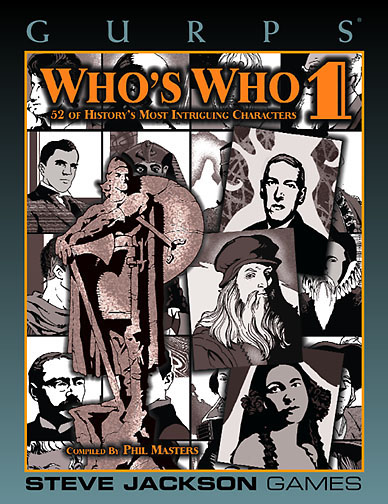 GURPS Who's Who 1