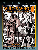 Who's Who 1 cover