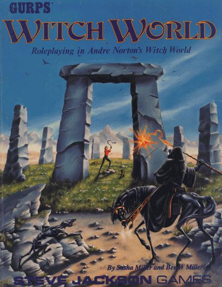 GURPS Witch World