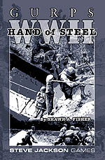 GURPS WWII Classic Hand of Steel