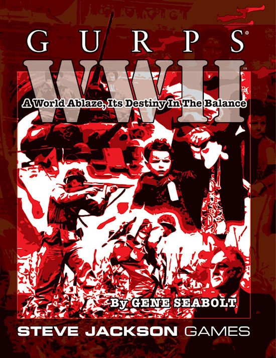 GURPS WWII