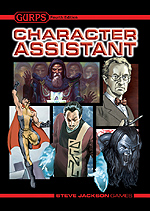 GURPS Character Assistant Update FAQ – Cover